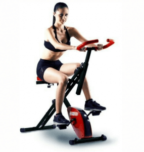 Alat Fitnes Sepeda Statis X Horse Bike