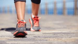 Cara Mudah Menurunkan Berat Badan Dengan Jalan Kaki