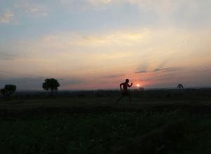 Lari Membuat Panjang Umur