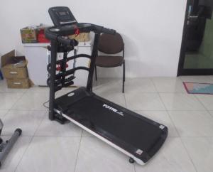 Alat Fitnes Treadmill Elektrik 3 Fungsi TL-607