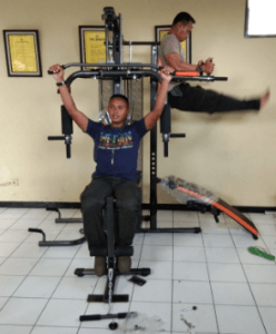 Alat Fitnes Multigym Homegym 3 Sisi