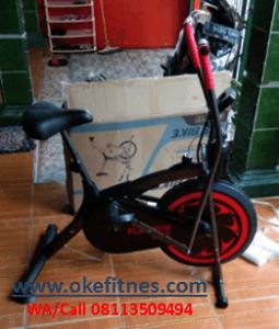 Sepeda Fitnes Platinum Bikeke