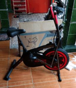 Sepeda Terapi Tulang New Platinum Bike