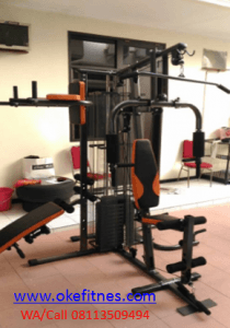 Alat Fitnes Homegym 3 in 1