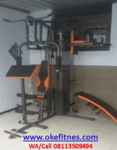 Alat Olahraga Beban Homegym 3 Sisi Wonosobo-Jawa Tengah