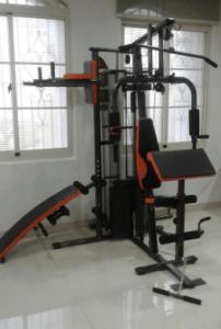 Alat Fitnes Homegym 3 Sisi
