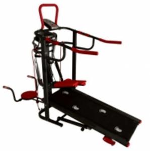 Alat Fitnes Treadmill Manual 6 in 1 TL004