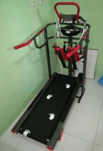 Manual Treadmill 6 in 1 Tipe TL004 Wonogiri-Jawa Tengah